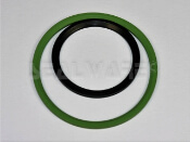 Fitting Seals DIN 3869 acc. to DIN EN ISO 9974-2 and 1179-2 type E